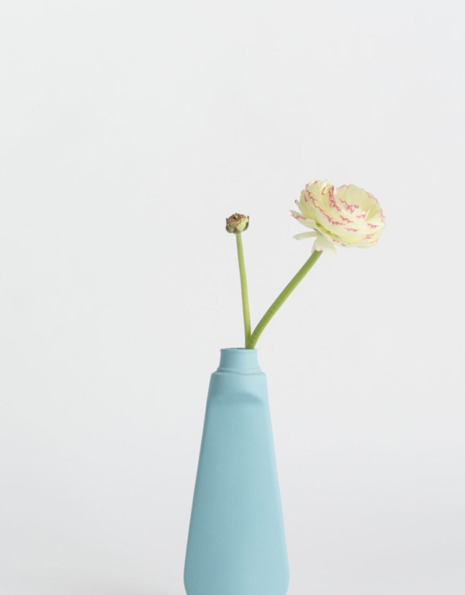 Foekje Fleur Foekje Fleur Porcelain Vase #4-Blue
