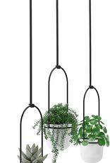 Umbra Umbra Triflora Hanging Planter