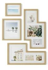 Umbra Umbra Mingle Gallery Frames-Natural-Set 4