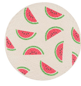 Danica Danica Watermelon Placemat