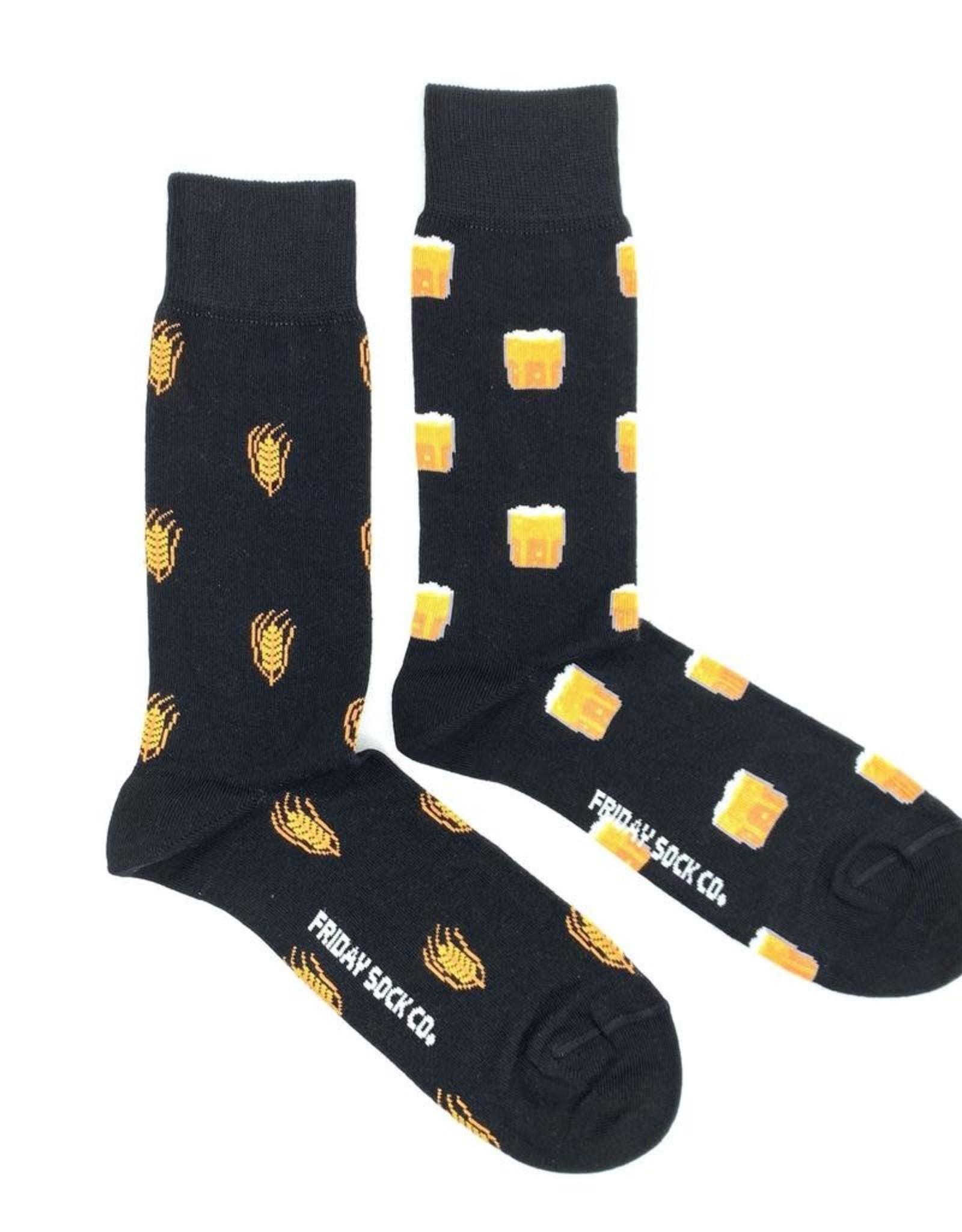 Friday Sock Co Friday Sock Co Beer And Barley Socks