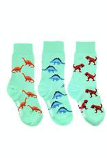 Friday Sock Co Dino Kids Socks-Age 5-7