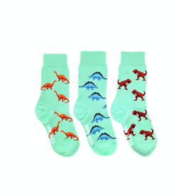 Friday Sock Co Dino Kids Socks-Age 5-7