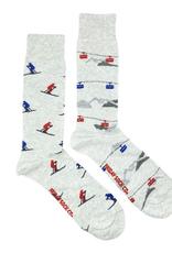 Friday Sock Co Friday Sock Co Gondola And Skier Socks