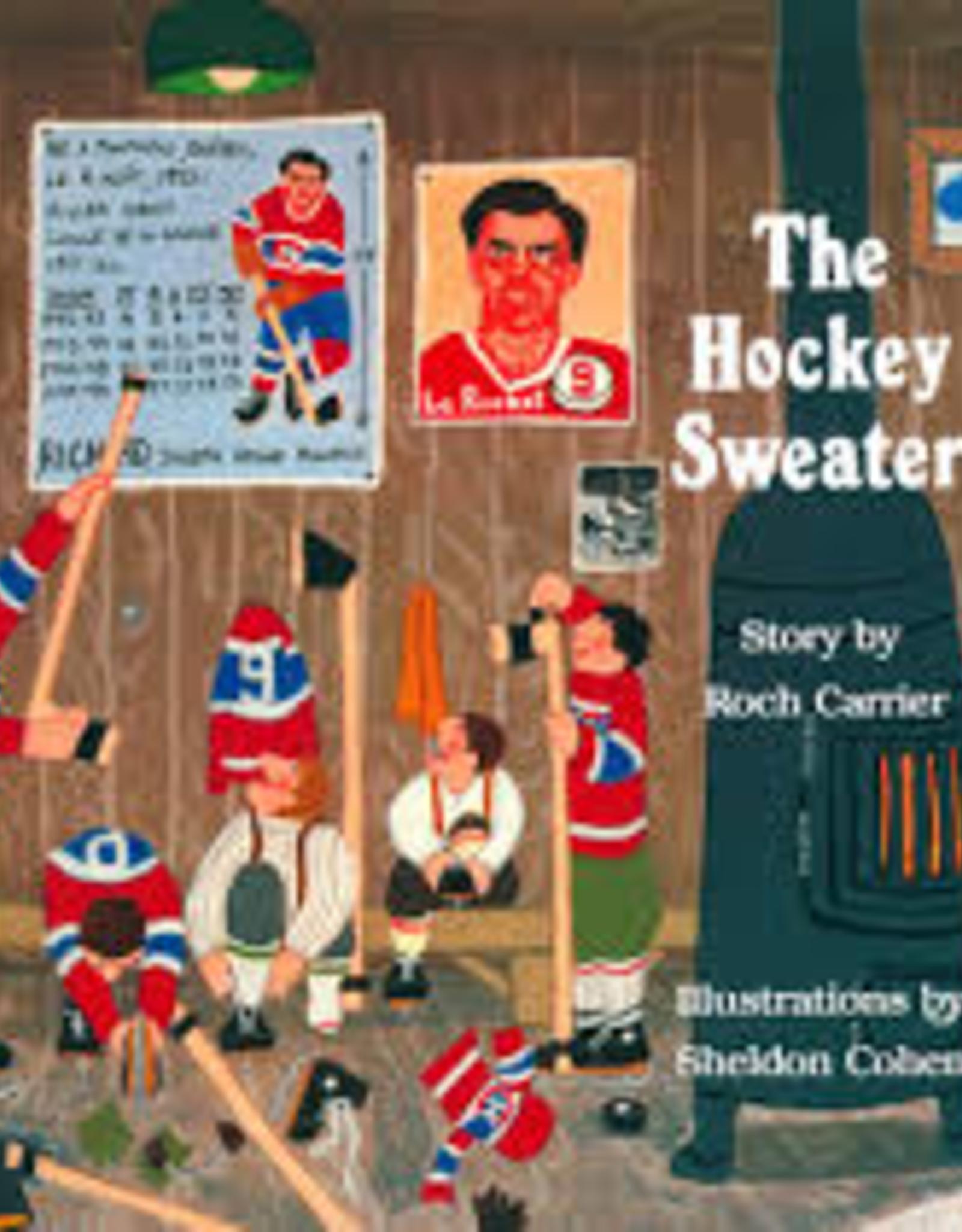 Raincoast Books Raincoast Books Hockey Sweater