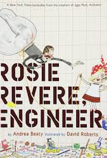 Raincoast Books Raincoast Books Rosie Revere Engineer
