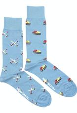 Friday Sock Co Friday Sock Co Rock And Broom Curling Socks