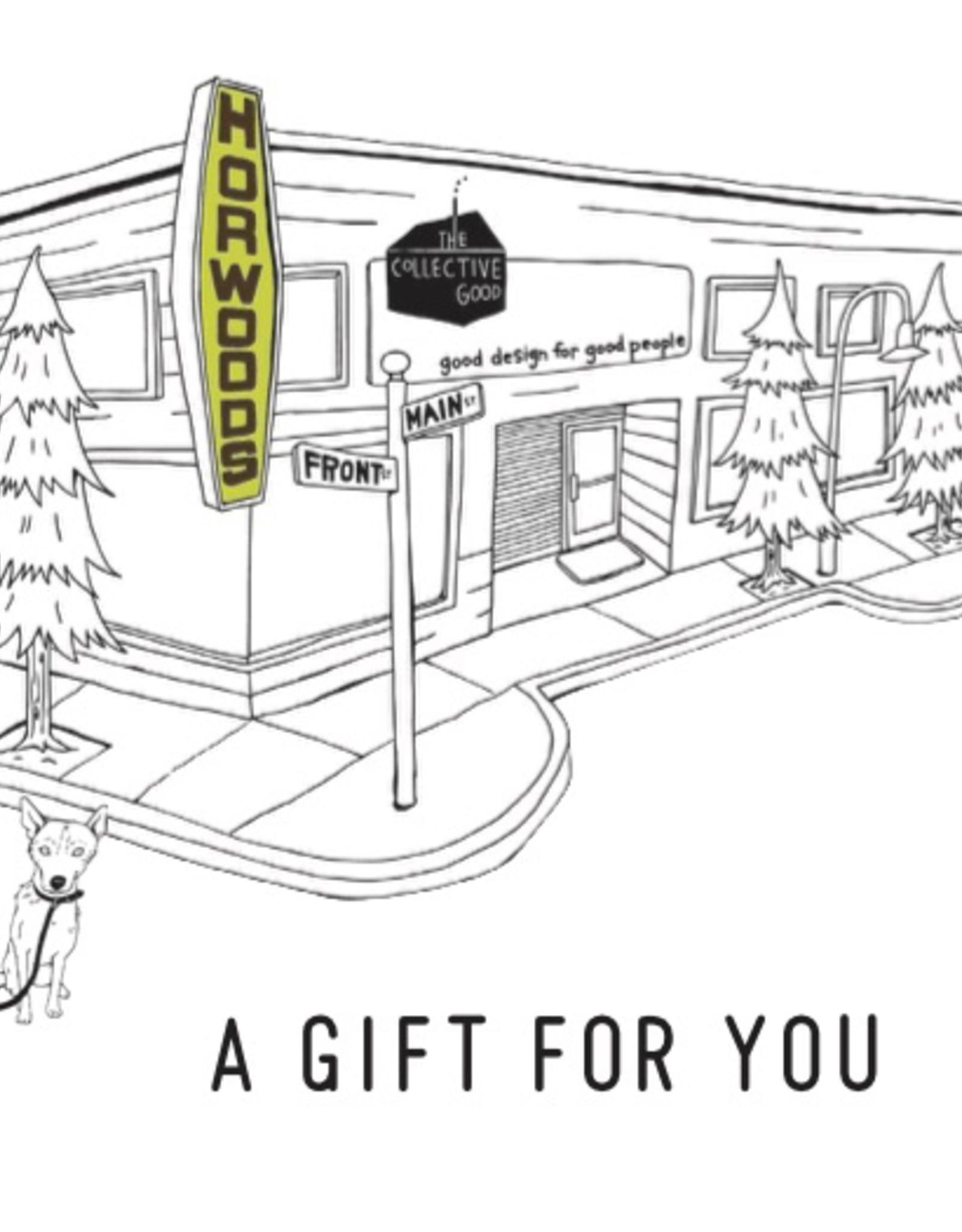 TCG The Collective Good Gift Card - $100