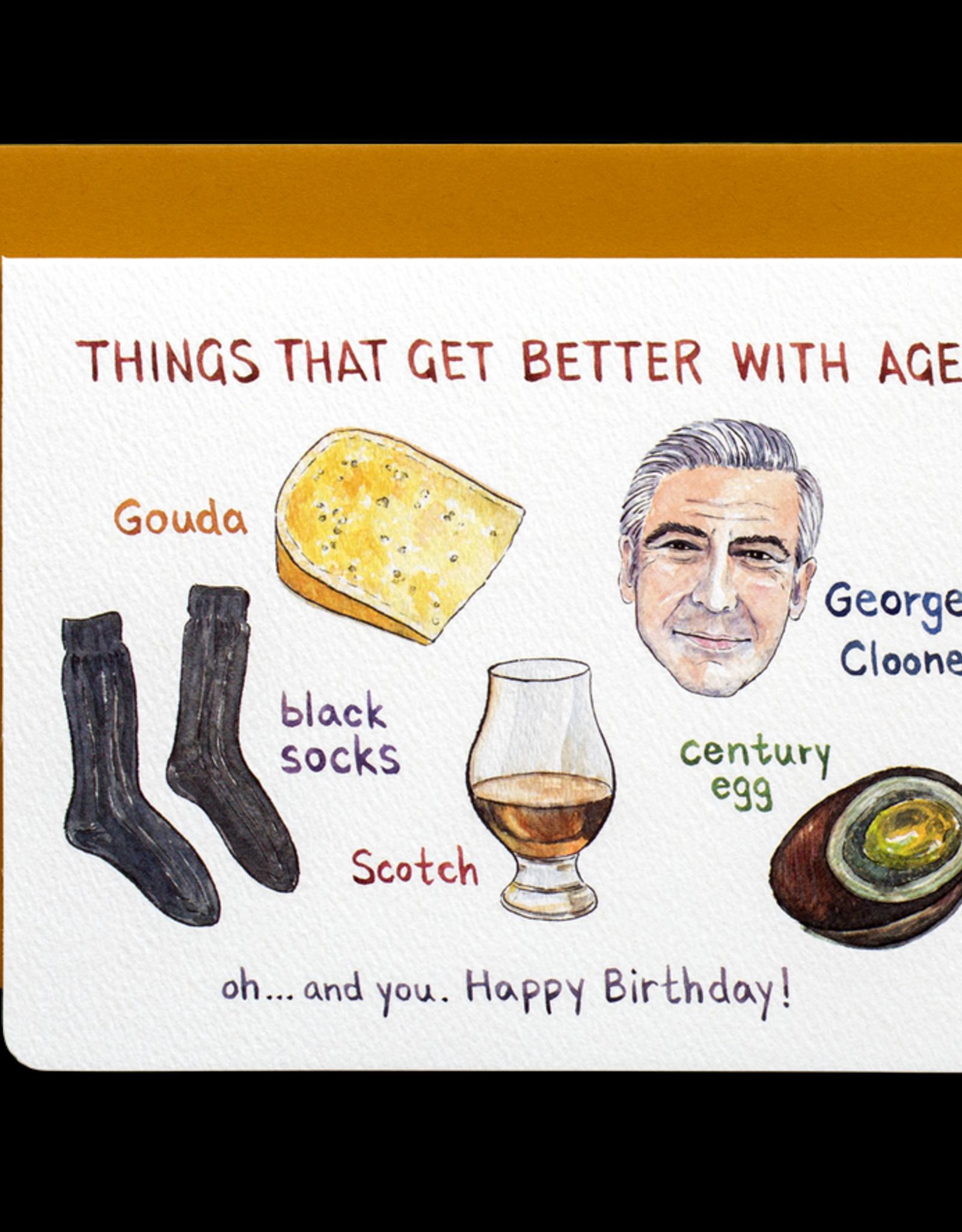 Gotamago Gotamago Better With Age Card