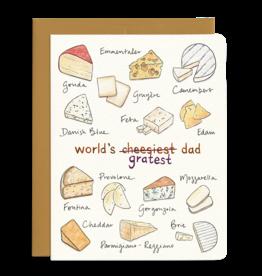 Gotamago Cheesy Dad Card