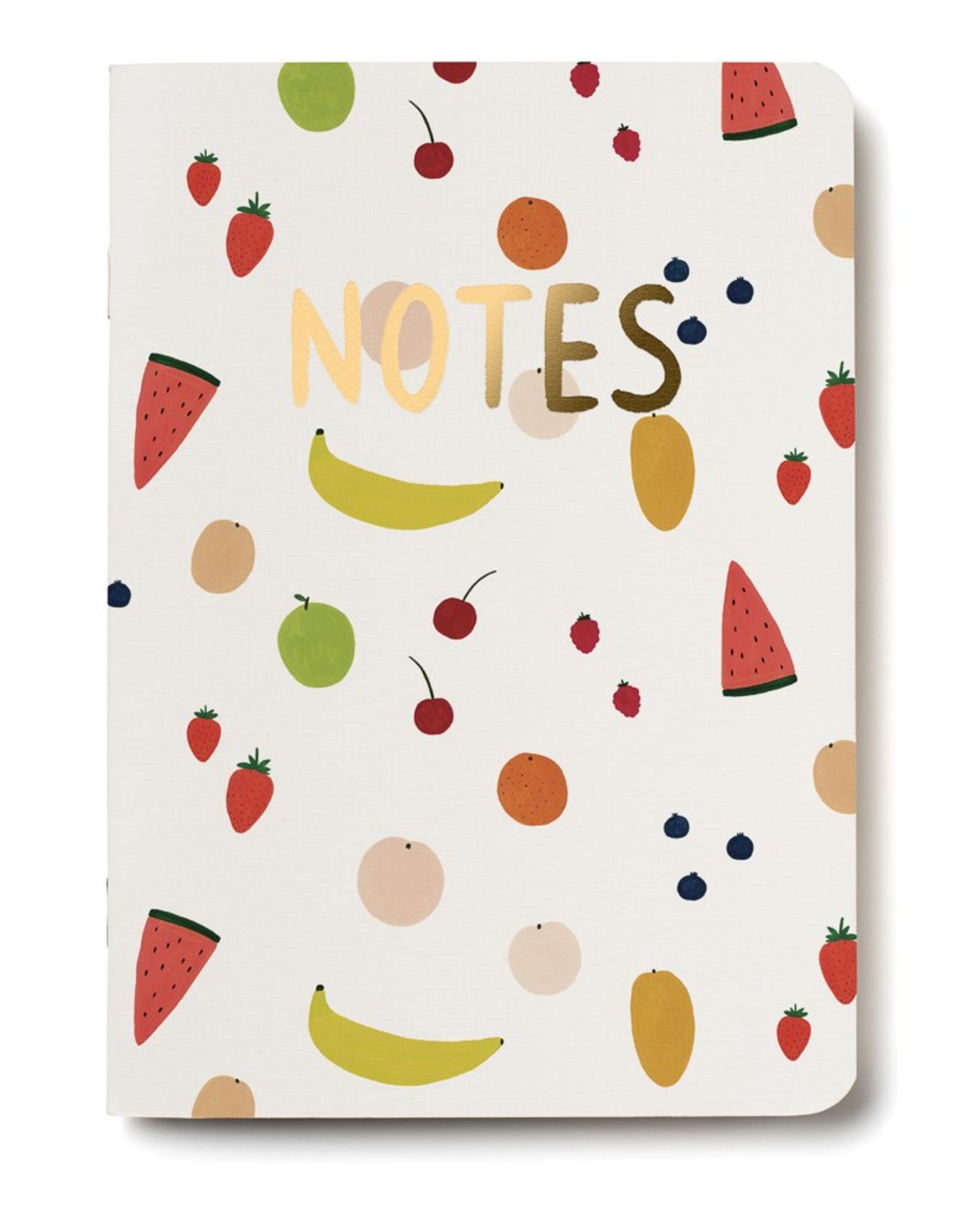 Red Cap Cards Red Cap Cards Fruits Notebook-PUG1752NBK