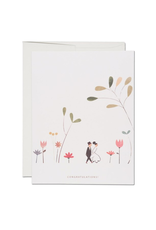 Red Cap Cards Red Cap Cards Perfect Wedding Card-BLA1492