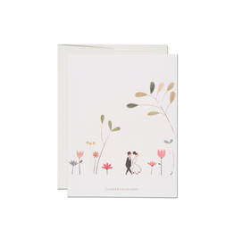 Red Cap Cards Perfect Wedding Card
