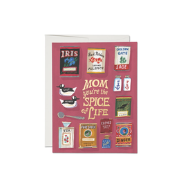 Red Cap Cards Spicy Mom