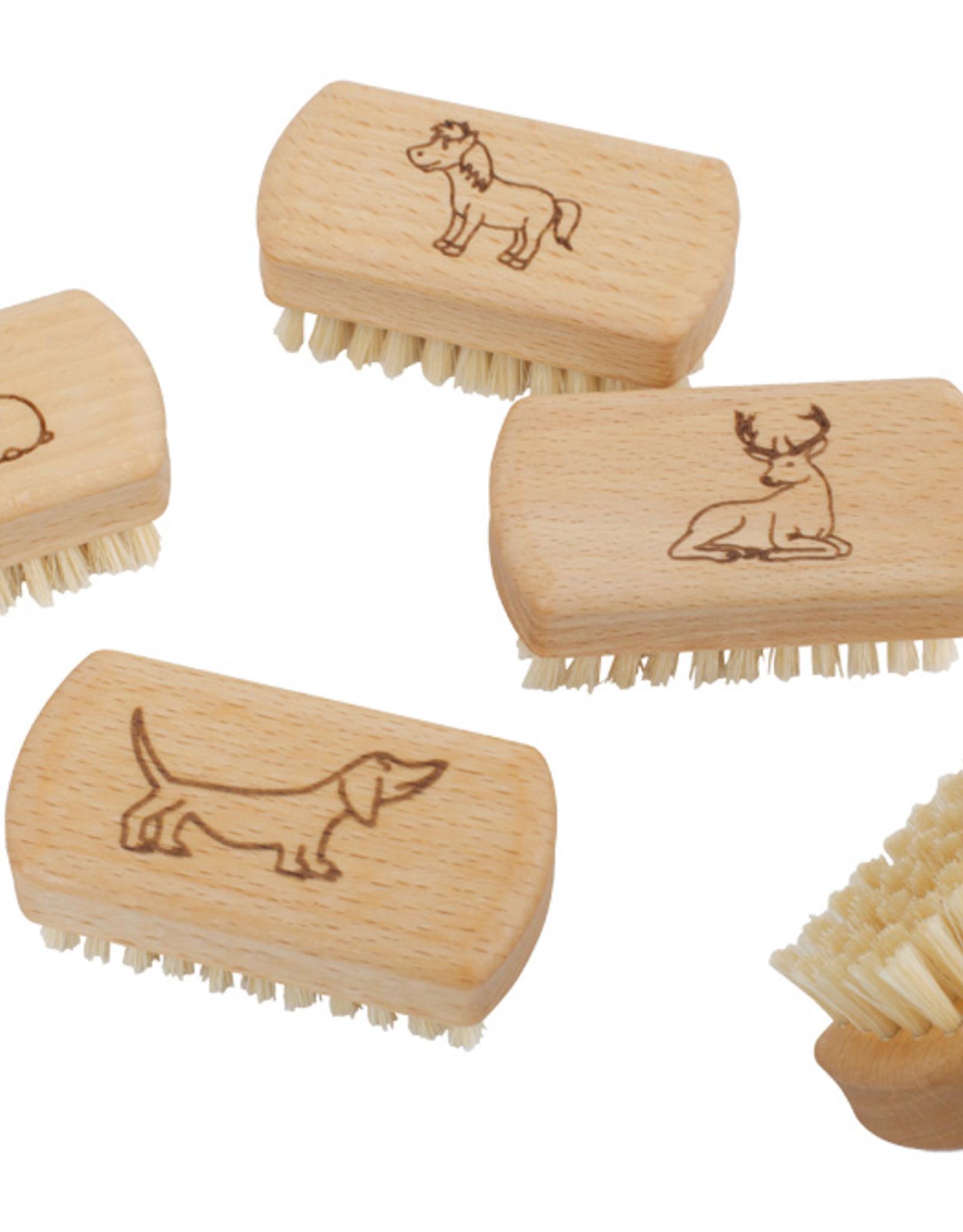 Redecker Redecker Nail Brush - assorted motifs