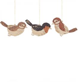 Dregeno Dregeno Bird Ornament - Assorted