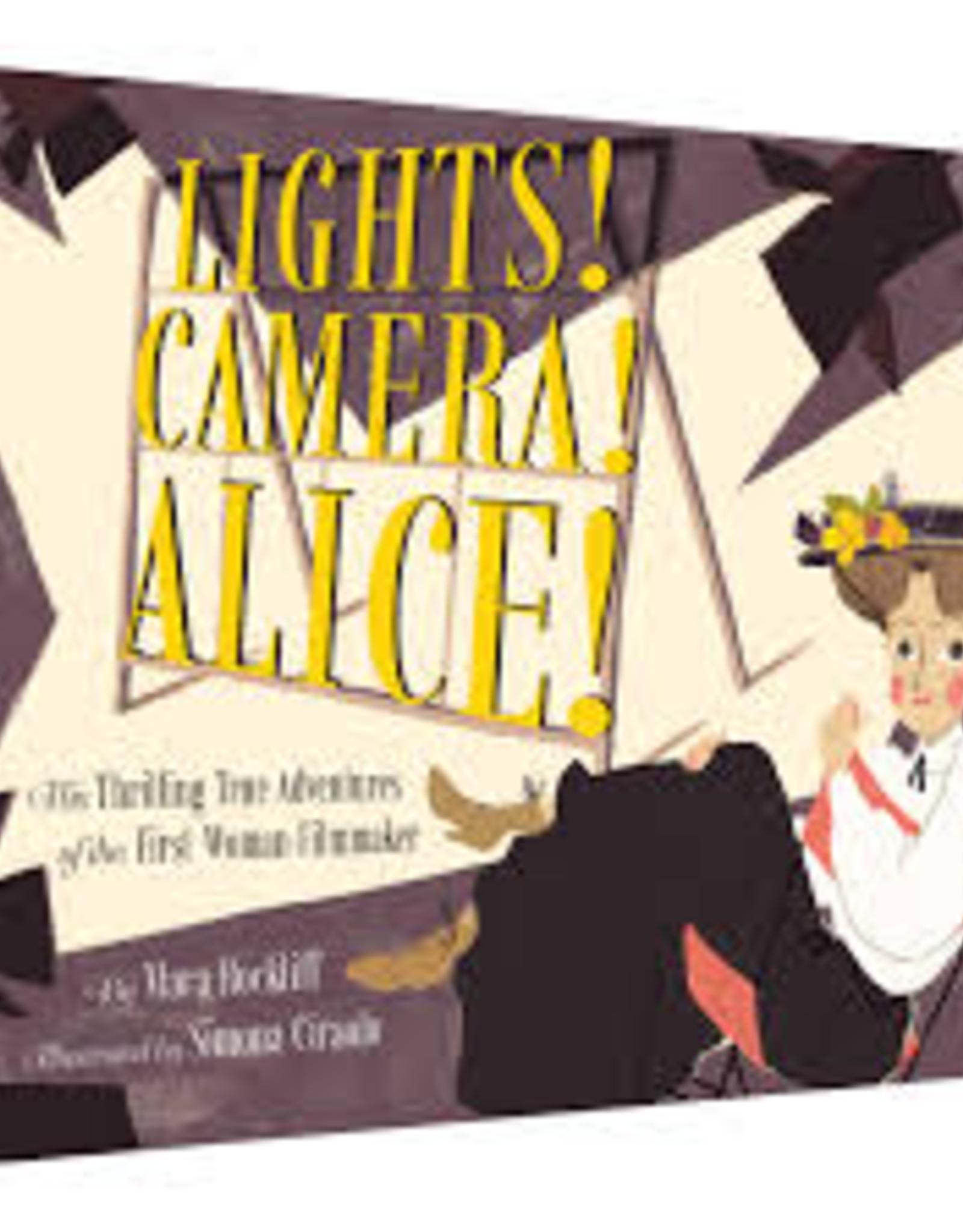 Raincoast Books Raincoast Books Lights Camera Alice