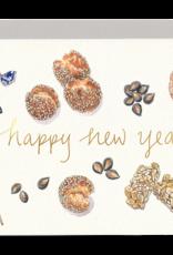 Gotamago Gotamago New Year Treats Monarch Card