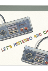 Gotamago Gotamago Nintendo And Chill Card