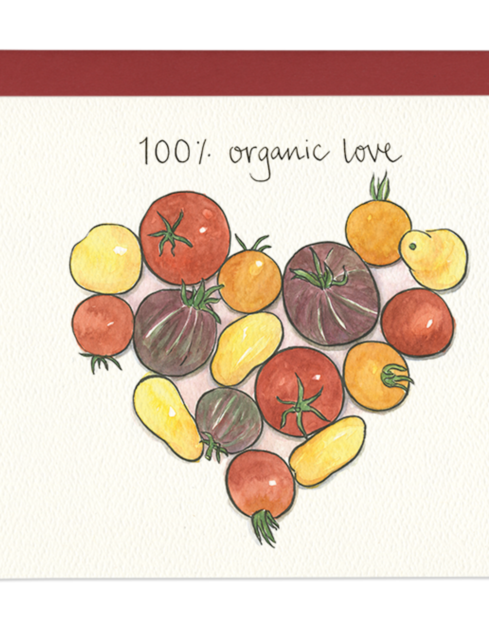 Gotamago Gotamago Organic Love Card