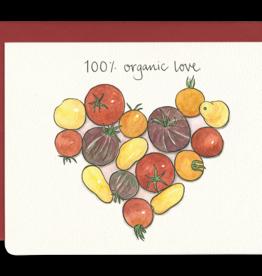 Gotamago Organic Love Card