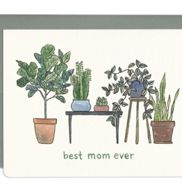 Gotamago Plant Mom Card