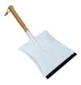Redecker Redecker Dust Pan-White