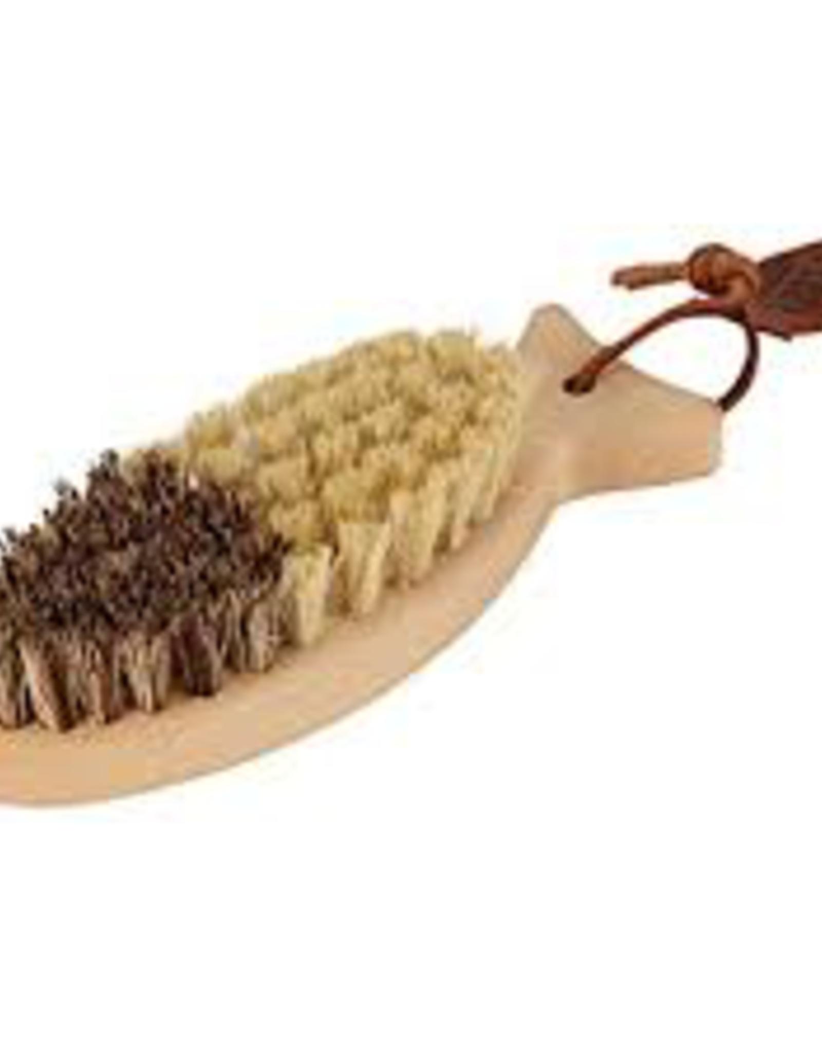 Redecker Redecker Vegetable Brush-Fish