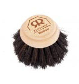Redecker Redecker Dish Brush-Replacement Head-Black