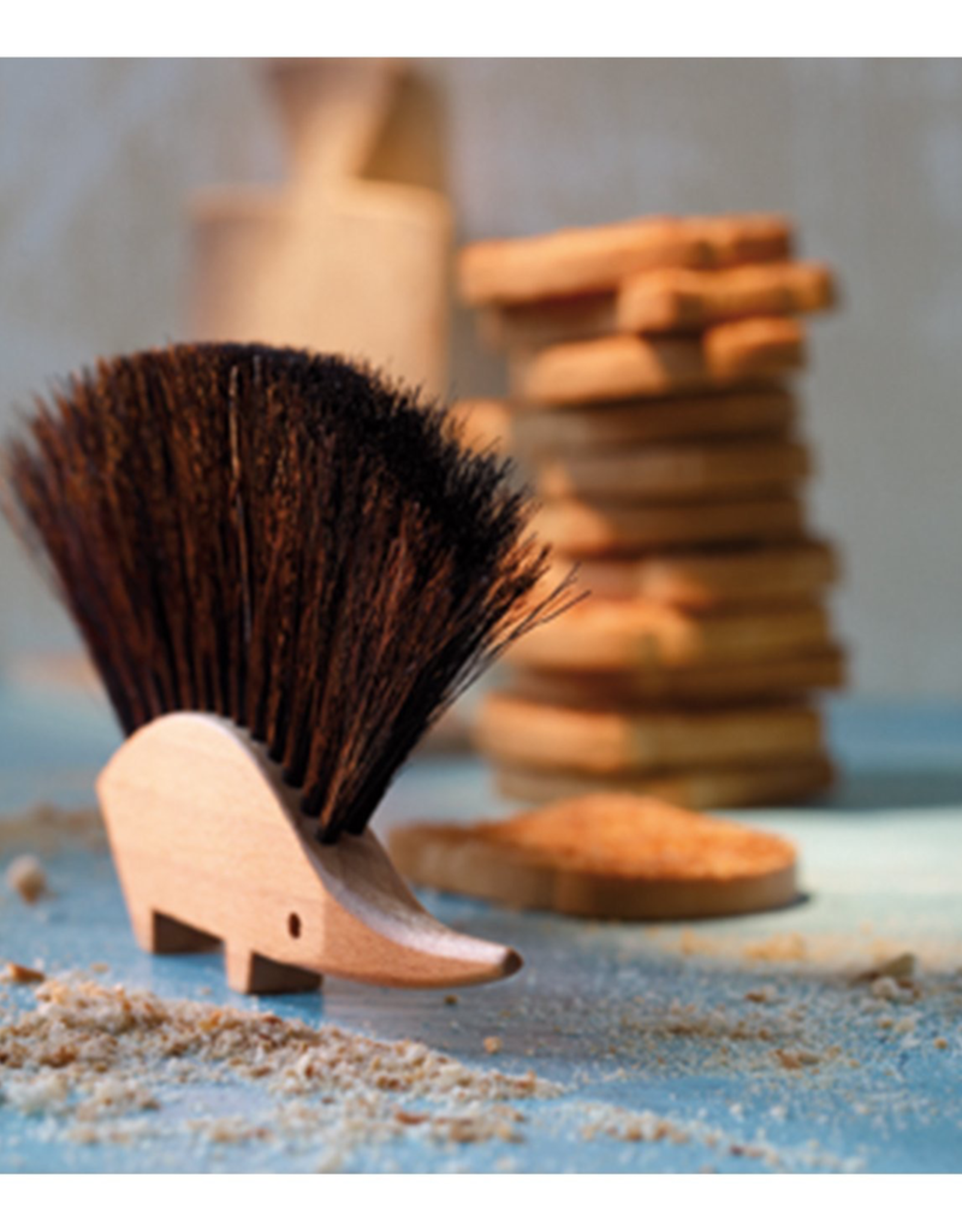 Redecker Redecker Hedgehog Table Brush