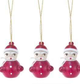 Dregeno Dregeno Santa Ornament