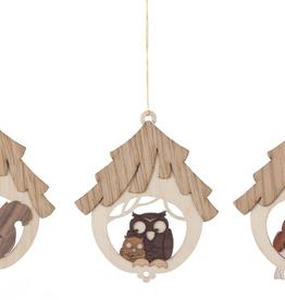 Dregeno Dregeno Birdhouse Ornament