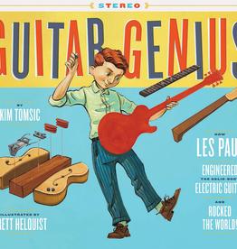 Raincoast Books Raincoast Books Guitar Genius
