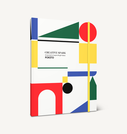Raincoast Books Poketo Creative Spark Journal