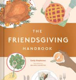 Raincoast Books Raincoast Books Friendsgiving Handbook