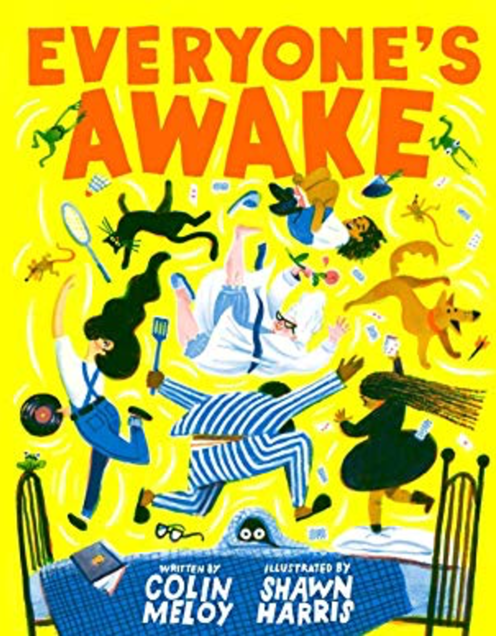 Raincoast Books Raincoast Books Everyones Awake