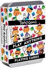 Raincoast Books Raincoast Books Taro Gomi Play Anything Playing Cards
