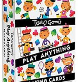 Raincoast Books Taro Gomi Play Anything Playing Cards