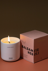 Homecoming Candles Homecoming Candles-Balsalm Fir Neroli Deluxe Ceramic Candle