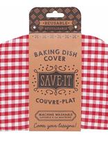 Danica Danica Baking Dish Cover Gingham