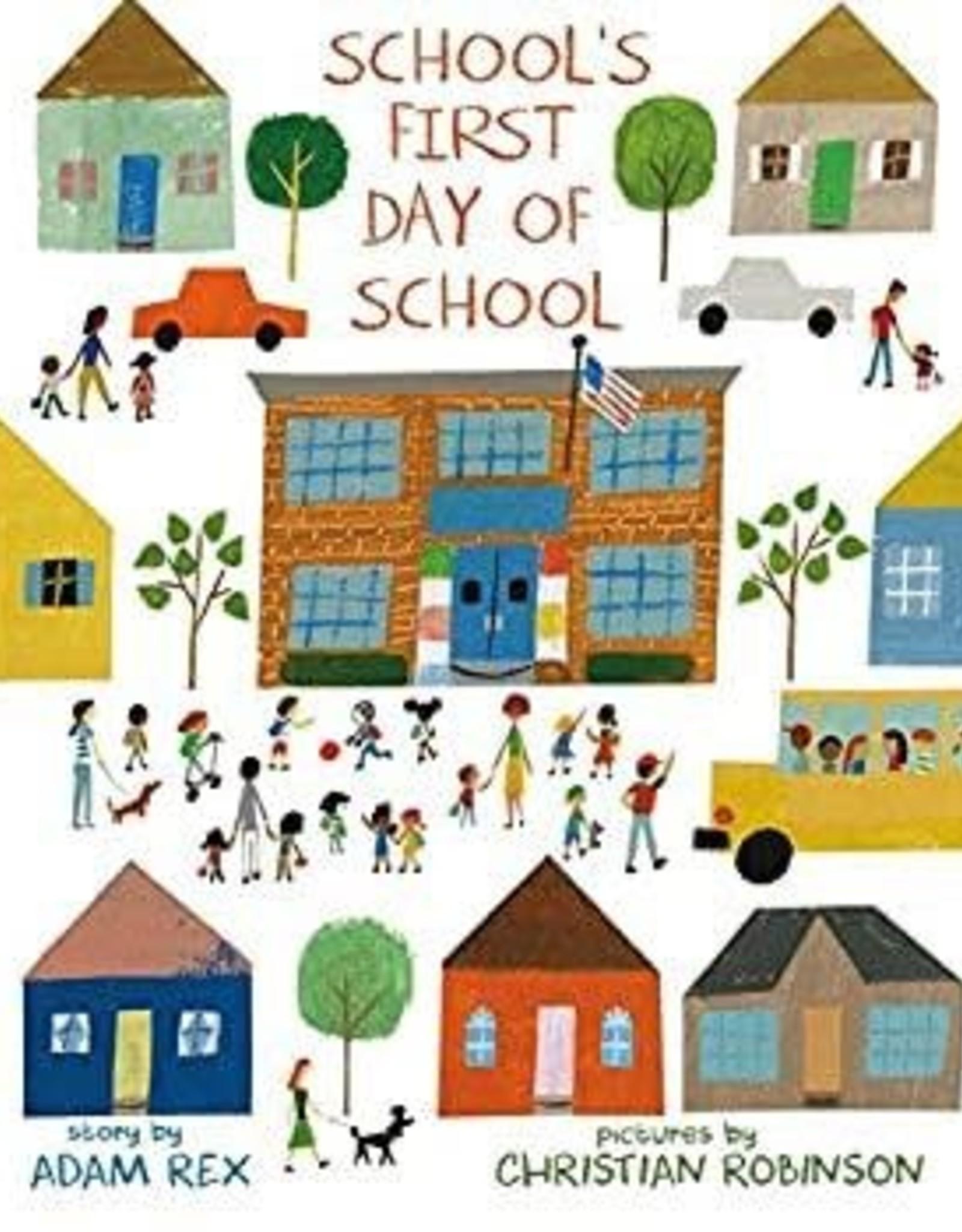 Raincoast Books Raincoast Books Schools First Day Of School
