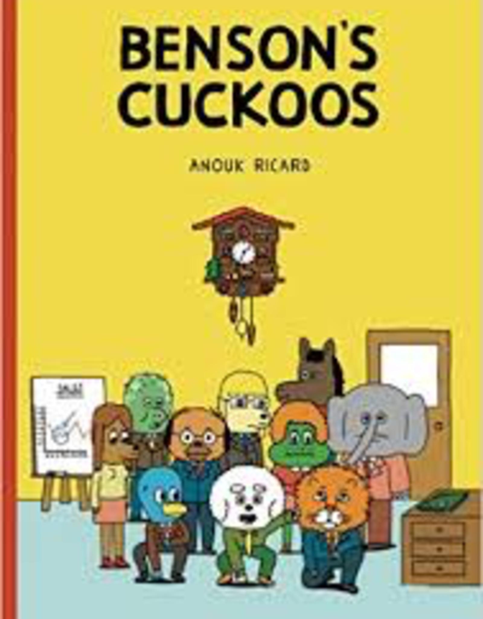 Raincoast Books Raincoast Books Bensons Cuckoos