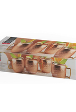 ICM ICM Moscow Mule Copper Belly Shot Glass-Set 4