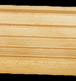 Redecker Redecker Soap Dish-Wood-Round Corners