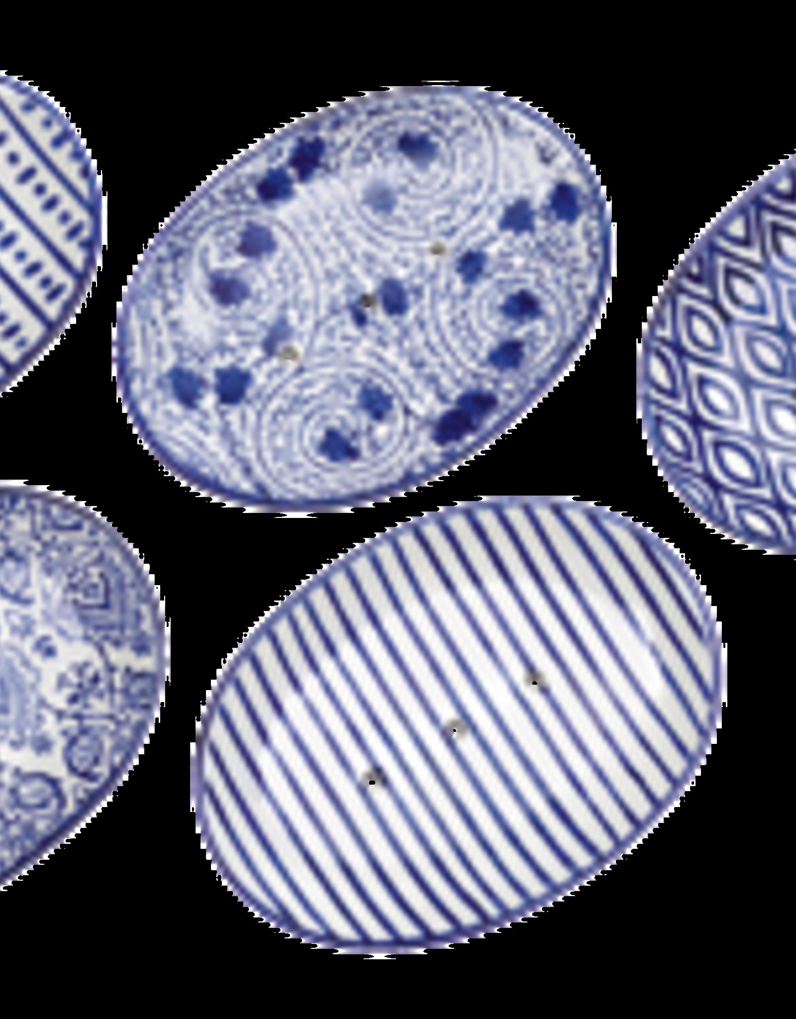 Redecker Redecker Oval Soap Dish-Ceramic
