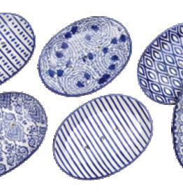 Redecker Oval Soap Dish-Ceramic - Various Designs