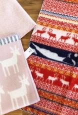 Klippan Klippan Domino Baby Blanket-Small Pink