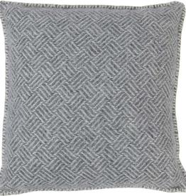 Klippan Swedish Wool Samba Cushion -Grey