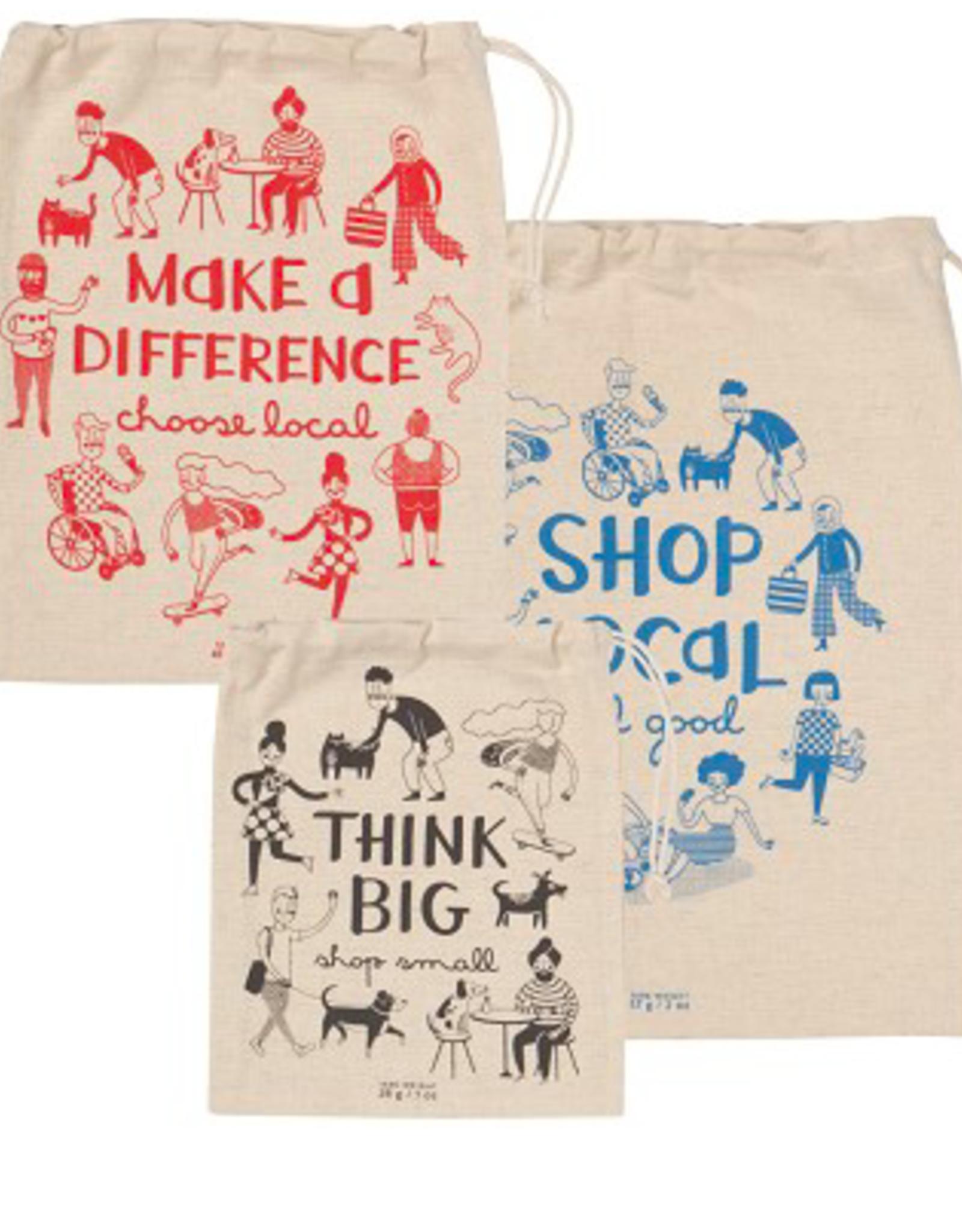 Danica Danica Shop Local Produce Bag-Set 3