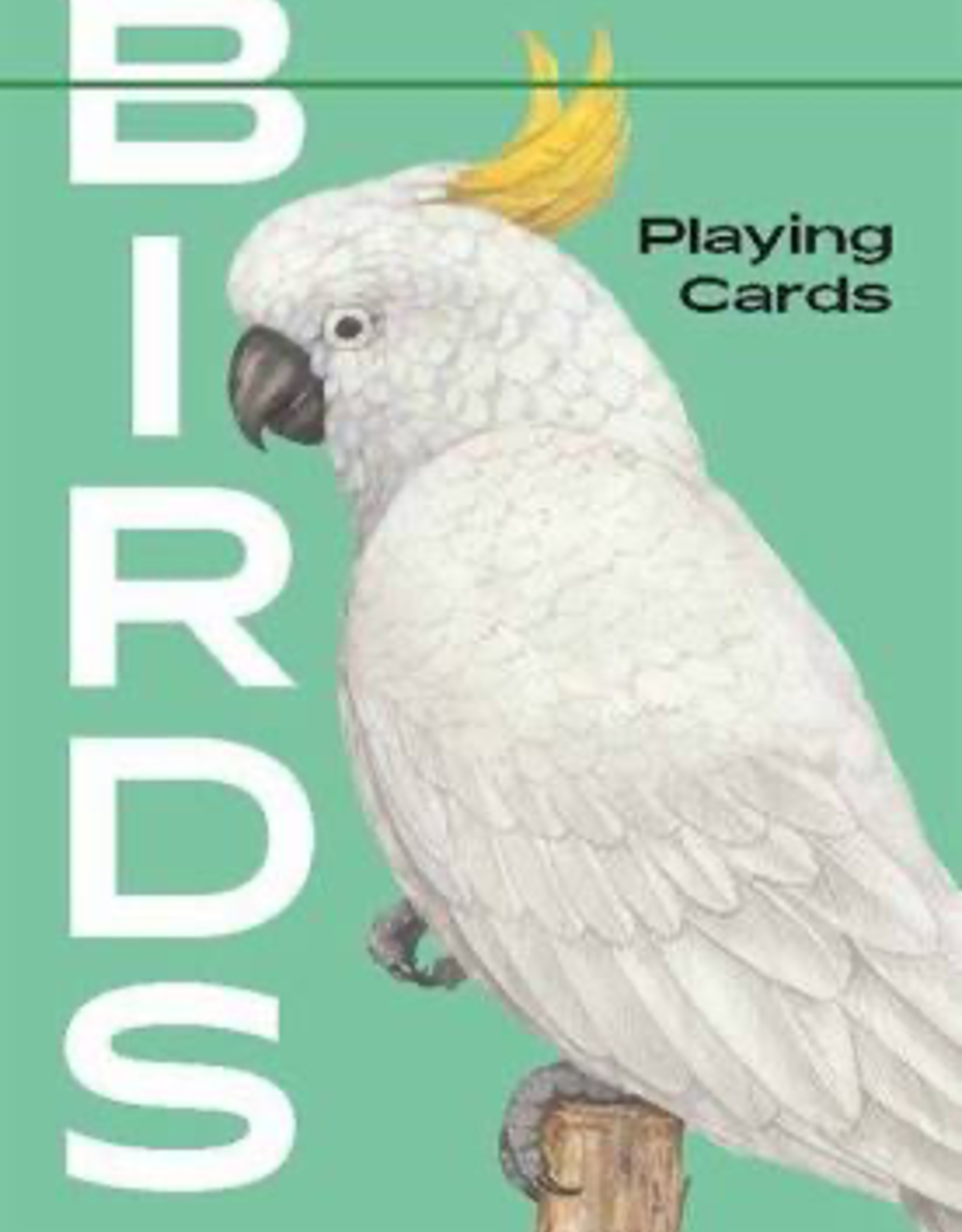 Raincoast Books Raincoast Books Birds Playing Cards